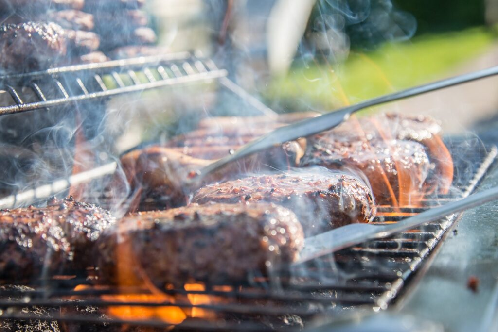 zeil barbecue