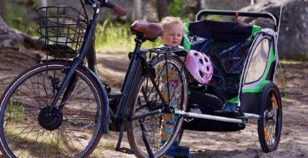 afdekzeil fietskar